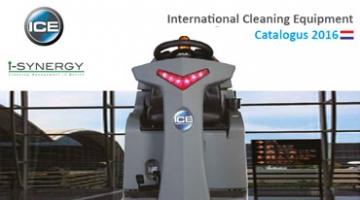 International Cleaning Equipment Catalogus 2016
